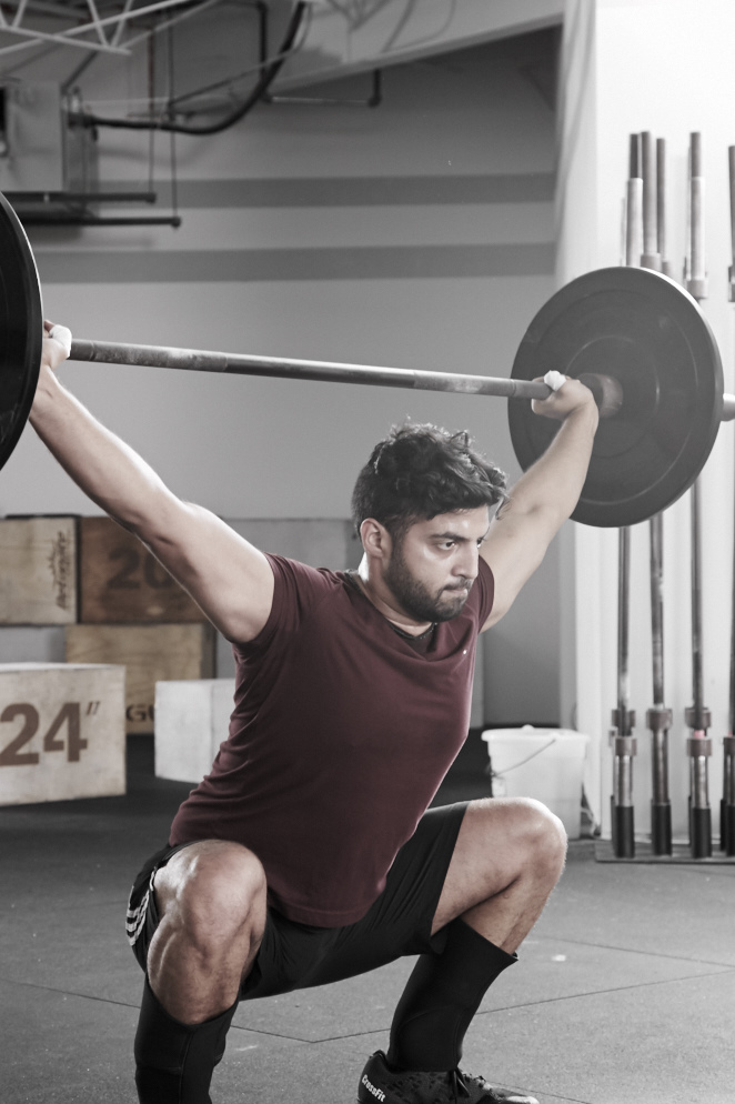 Experienced CrossFitter? Click Here!