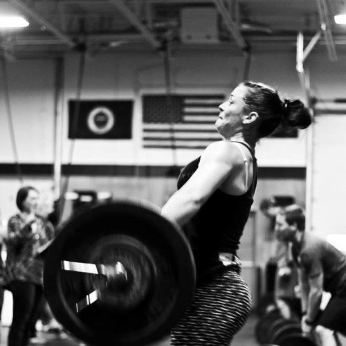 Picture of Annie Shand, Coach & CrossFit Prior Lake Manager