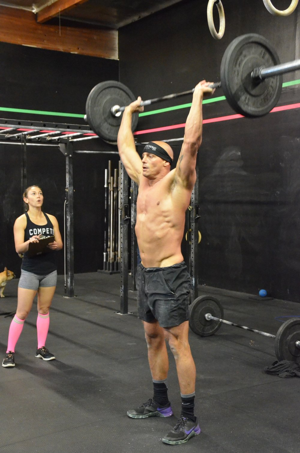 Olympic Weightlifting CrossFit TurnPoint