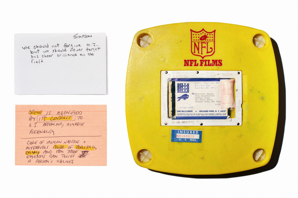 NFL FILMS for Victory Journal