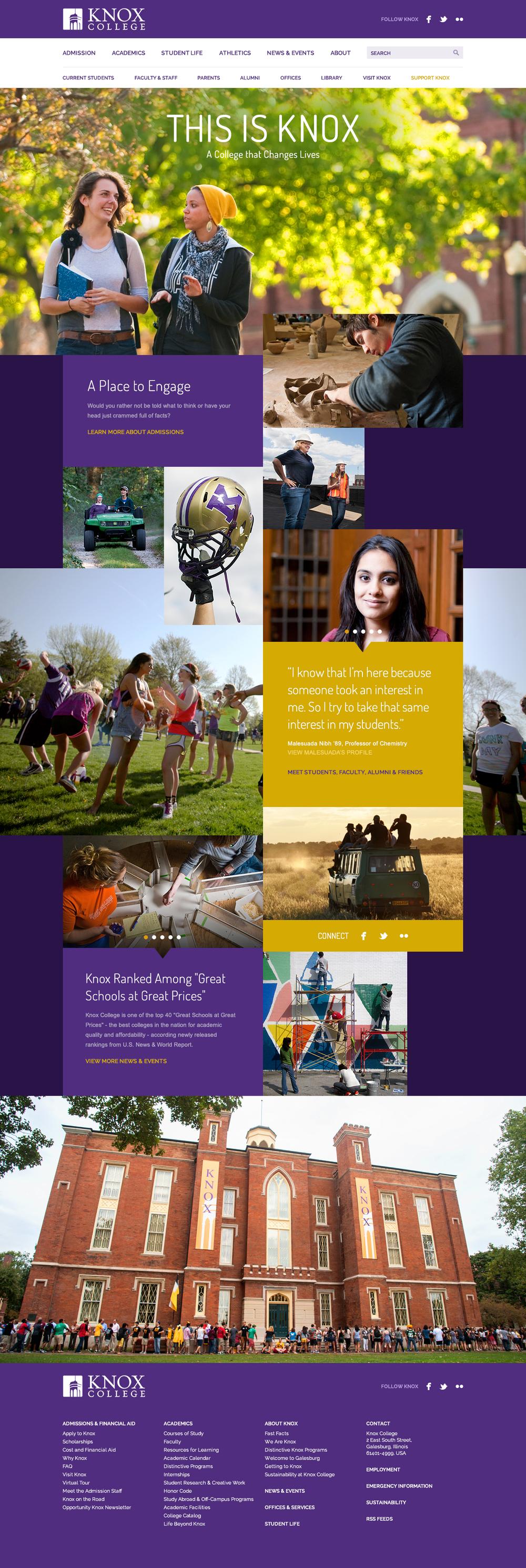 Knox College Academic Calendar.Knox College Vice Vision