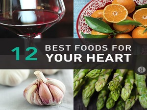 The Best Foods for Your Heart | Greatist.com
