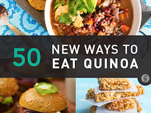 50 Creative Ways to Eat More Quinoa | Greatist.com