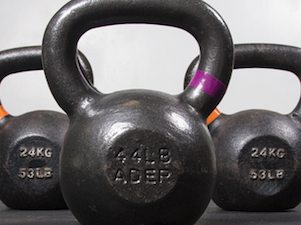 The Ultimate Full-Body Kettlebell Workout for Any Fitness Level | Greatist.com