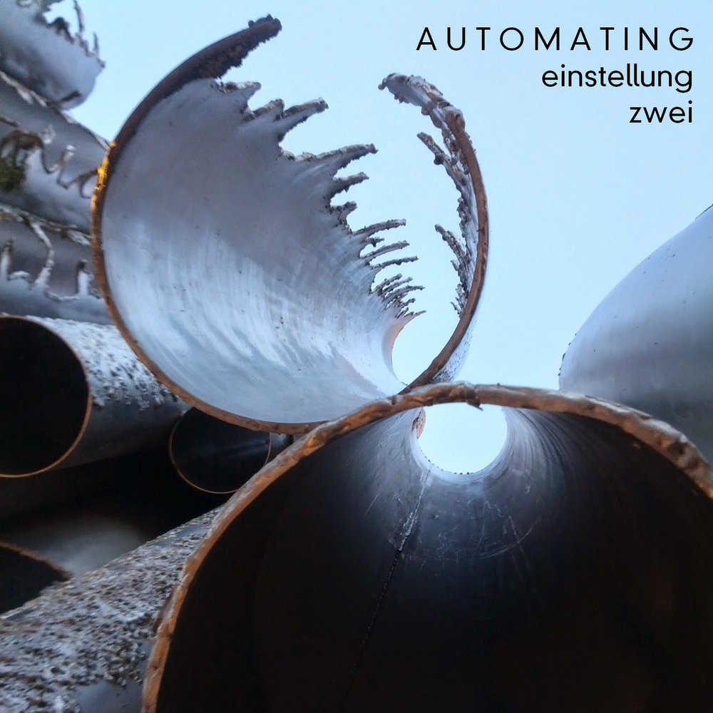 "EINSTELLUNG ZWEI  (automating album / compilation of earlier works by Sasha Margolis)    VITAL WEEKLY   "" It all works quite well, especially if you decide to let it all happen and not listen too close or try to analyse the compositions. """