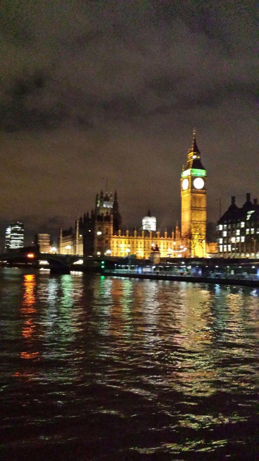 London & Europe
