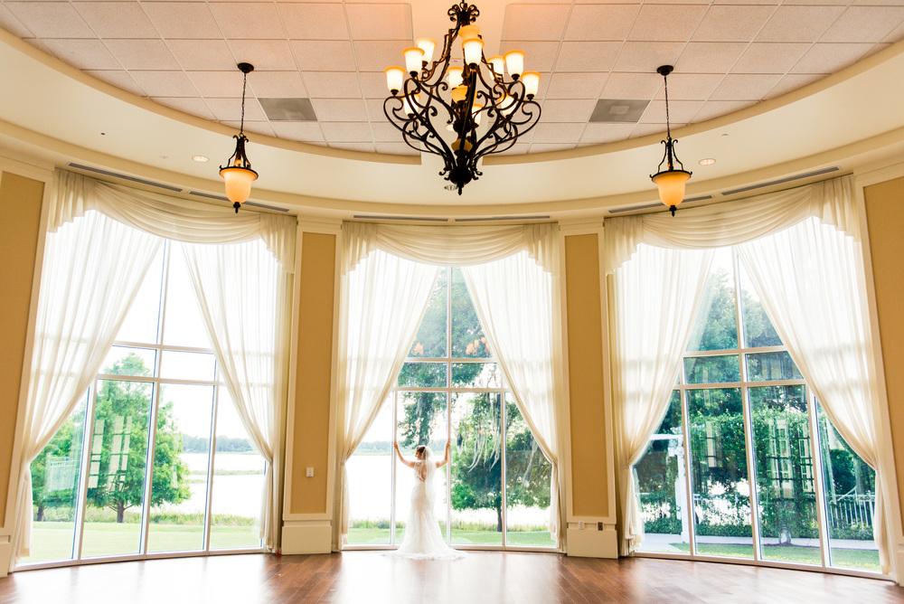 Lake Mary Events Center Orlando Wedding Photographer