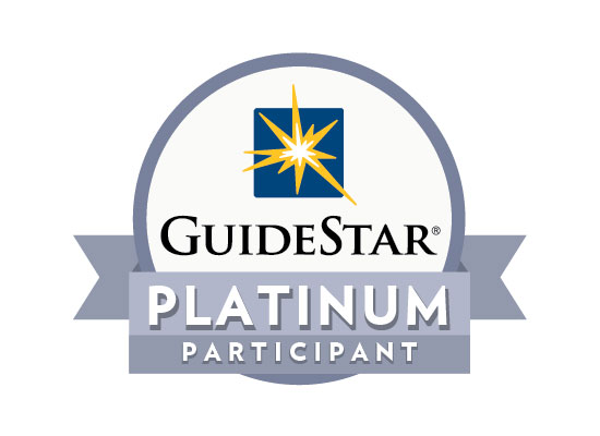 We are a Gold-level GuideStar Exchange participant, demonstrating its commitment to transparency.
