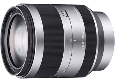 Sony 18-200mm E-mount