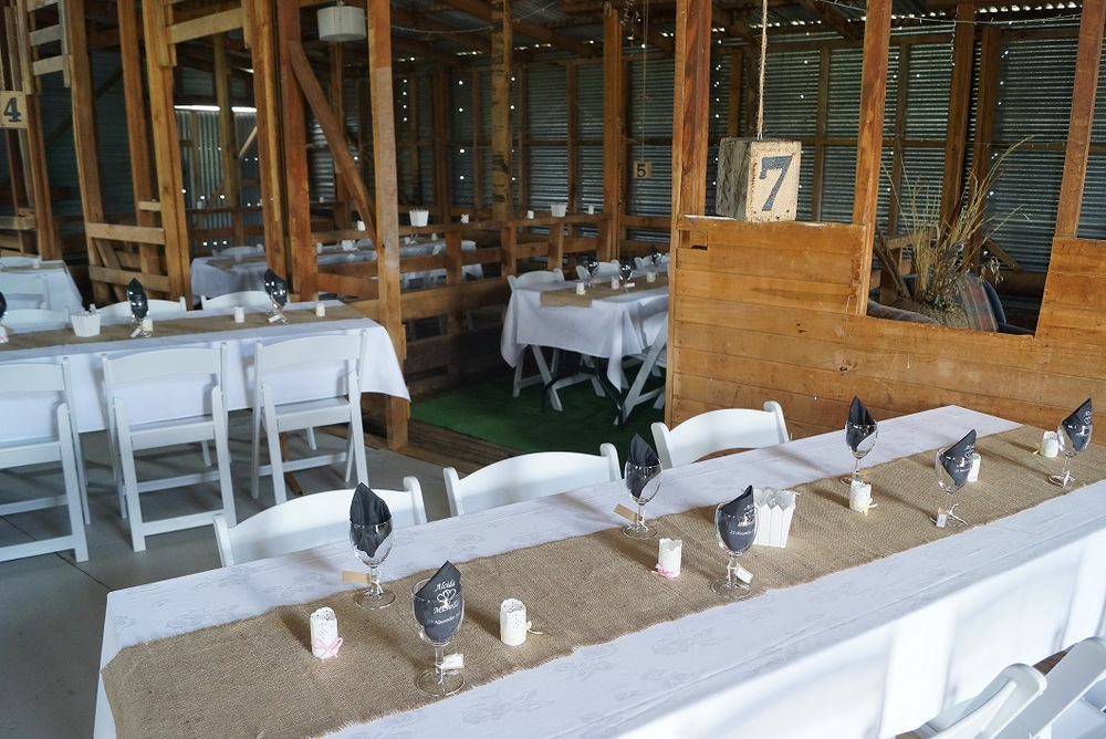 Woolshed set up.jpg
