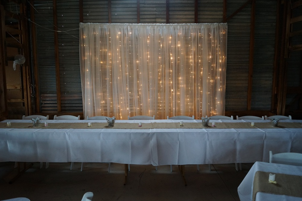 Fairylight backdrop in Woolshed.jpg