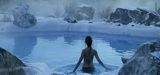 Treat yourself to a hot soak.   Tekapo Springs