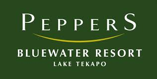 Peppers Bluewater Resort Lake Tekapo logo