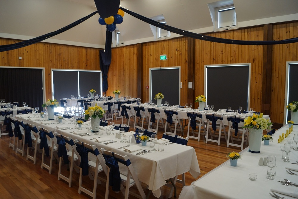 Tekapo Events Centre - main hall