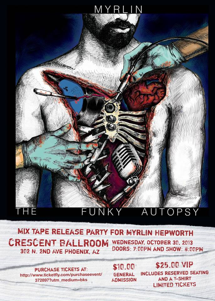The Funky Autopsy Mixtape Release Party