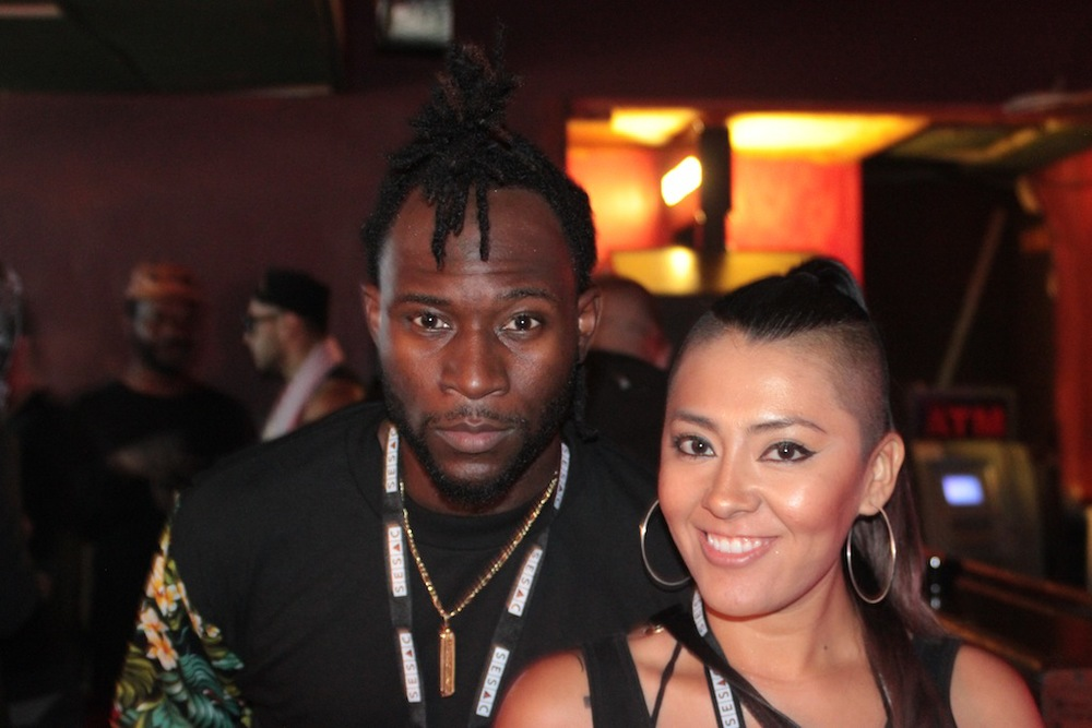Me and King Sam from Offtharecord.com