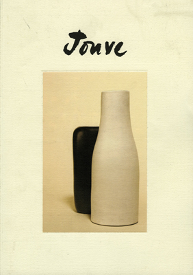 "Georges Jouve, ""Minimalist Ceramic Works"" , 2005  Editions L'Arc en Seine"