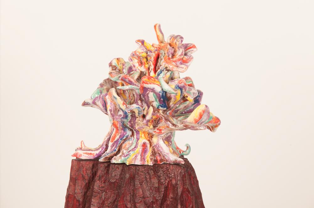 La Fleur, 2014 © J-P. Rykaert