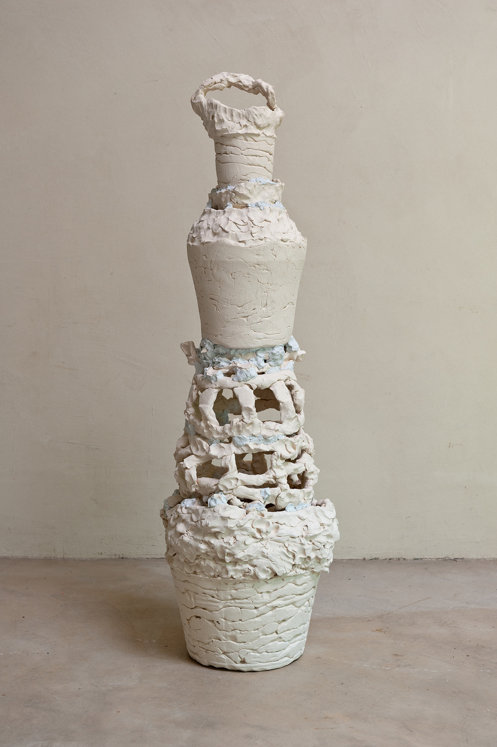 Beverly Semmes,  Stack Pot#1,  2015