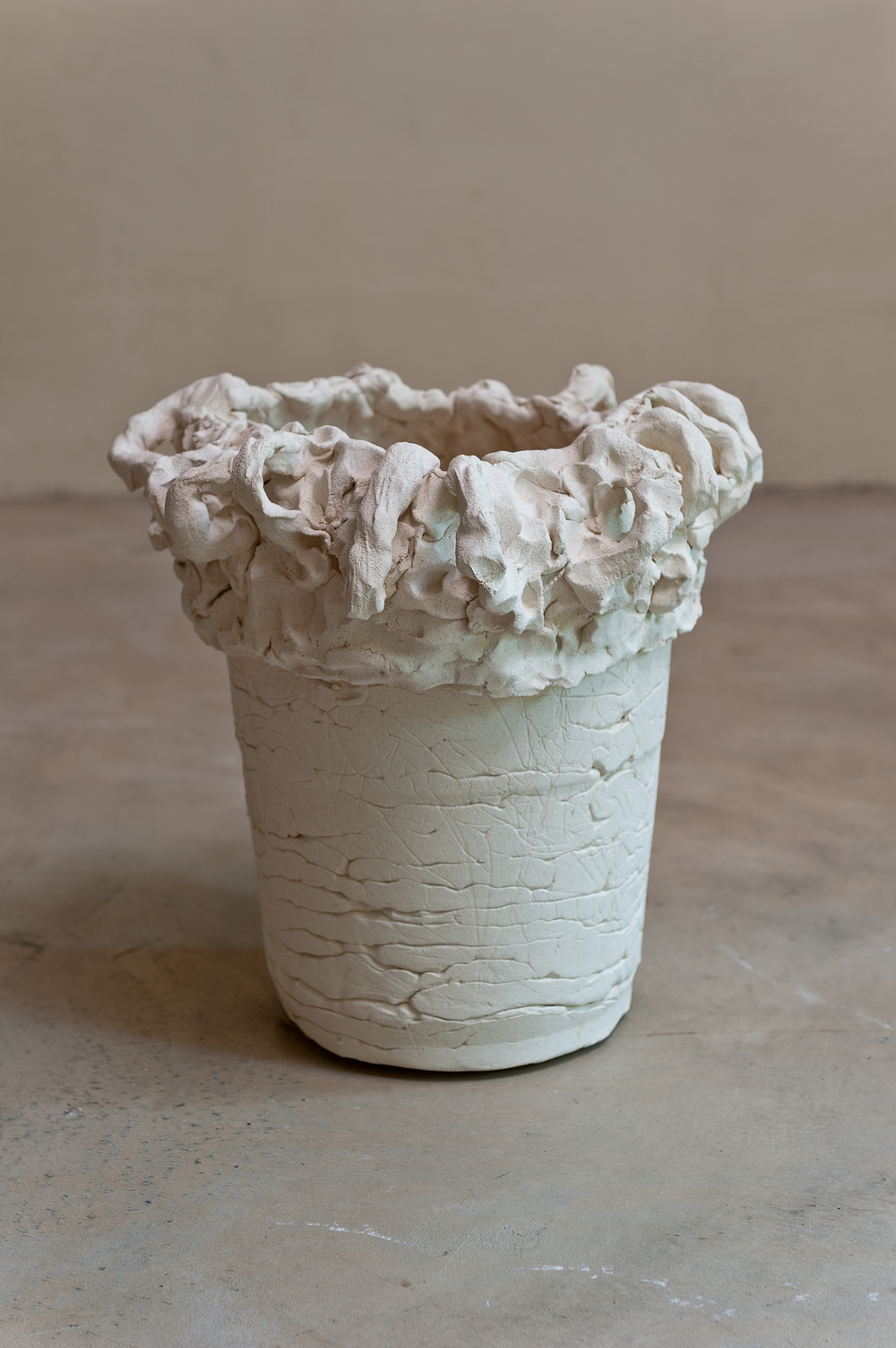 Beverly Semmes,  Handle Pot#1 , 2015