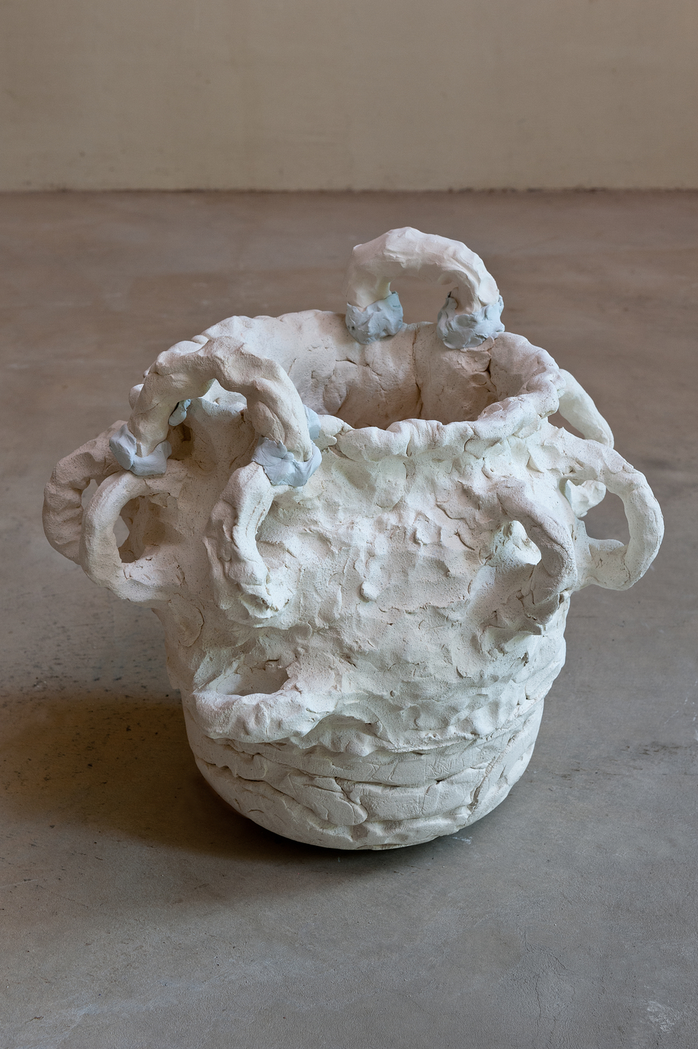 Beverly Semmes,  Handle Pot#5 , 2015