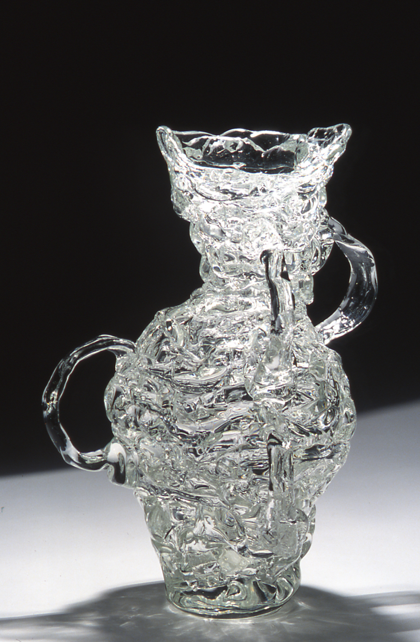 Beverly Semmes,  Glass Pot #9 , 2003