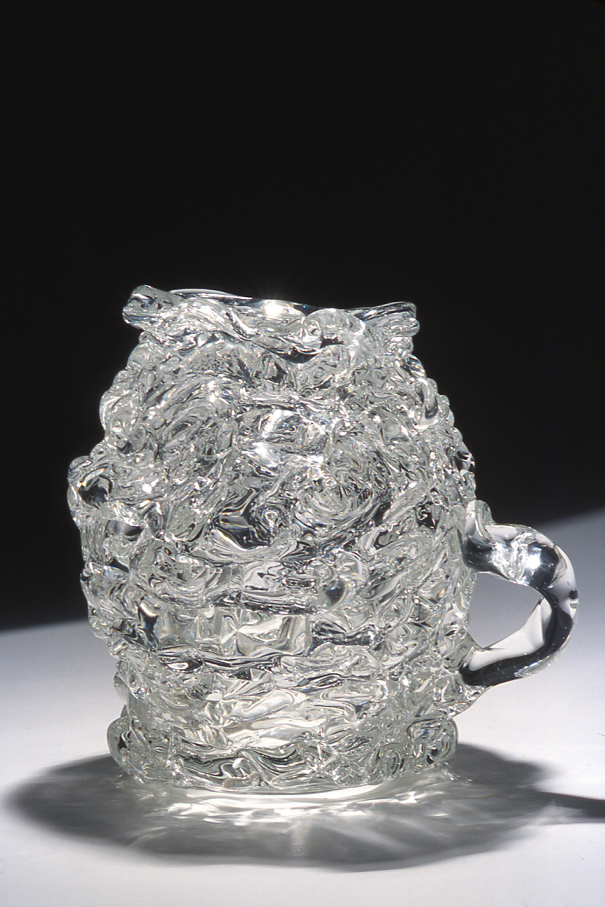 Beverly Semmes,  Glass Pot #11 , 2003