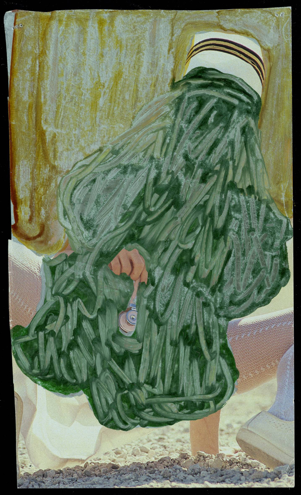 Beverly Semmes,  Green Nurse , 2013, © Taylor Absher