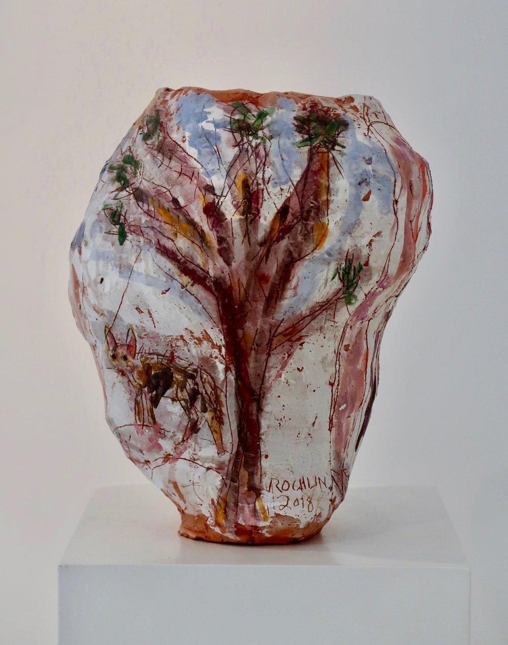 JR#02, Joshua Tree, 2018, Glazed Stoneware, 14.5 x 9.5 x 10 in (1).jpg