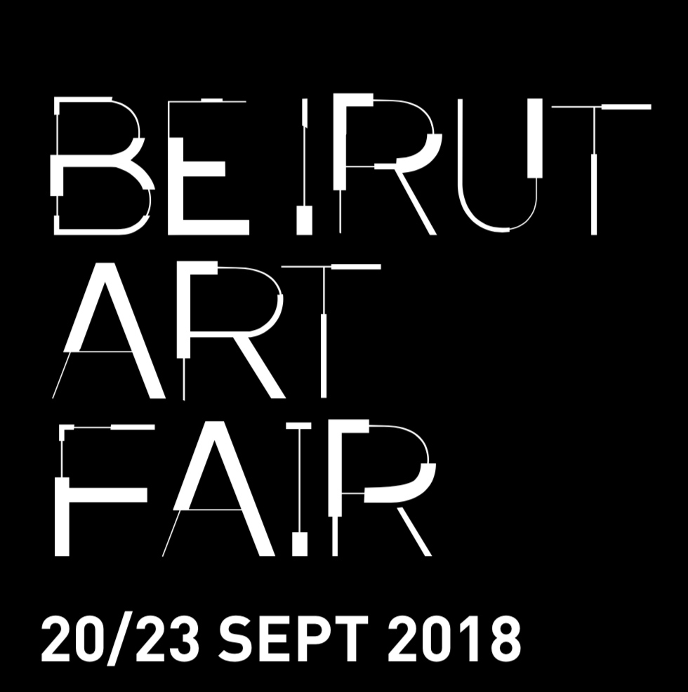 Jay Kvapil  BEIRUT ART FAIR   20 - 23 septembre 2018