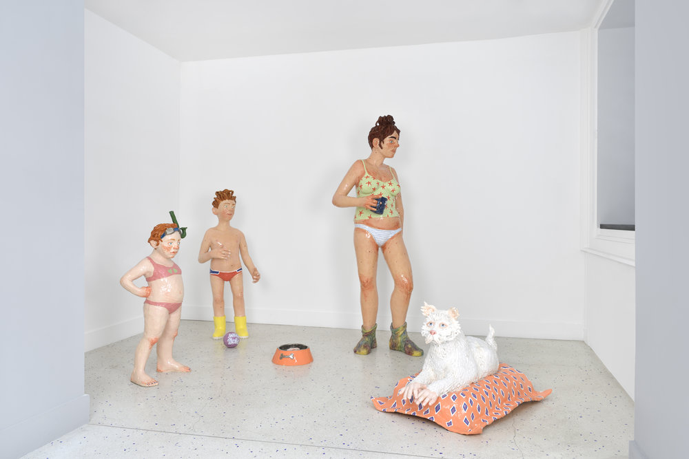 Crédit Photo Rebecca Fanuele © Courtesy of Galerie Lefebvre & Agathe Brahami-Ferron
