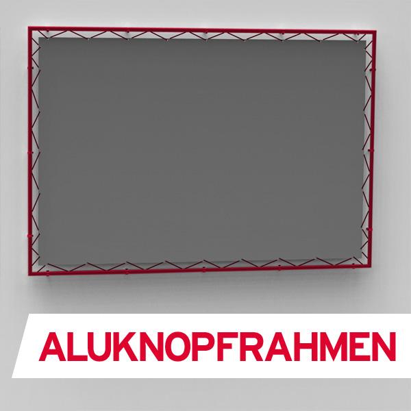 ALUKNOPFRAHMEN (Rahmensystem)