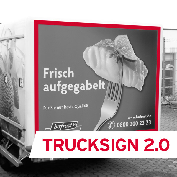 TRUCKSIGN 2.0 (Rahmensystem)