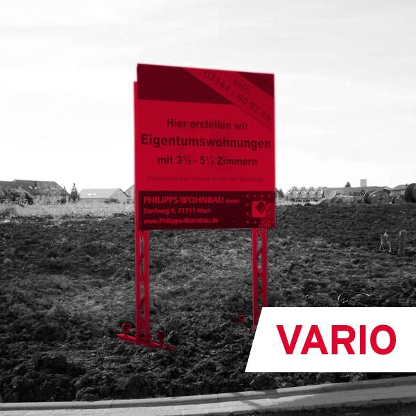 VARIO (Bauschild)