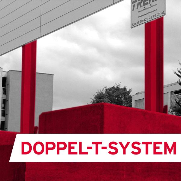 Doppel-T-System (Bauschild)