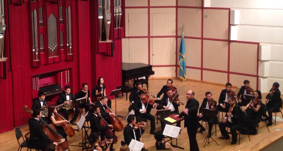 "Kazakh State Chamber Orchestra ""Academy of Soloists""  • Astana, Kazakhstan"