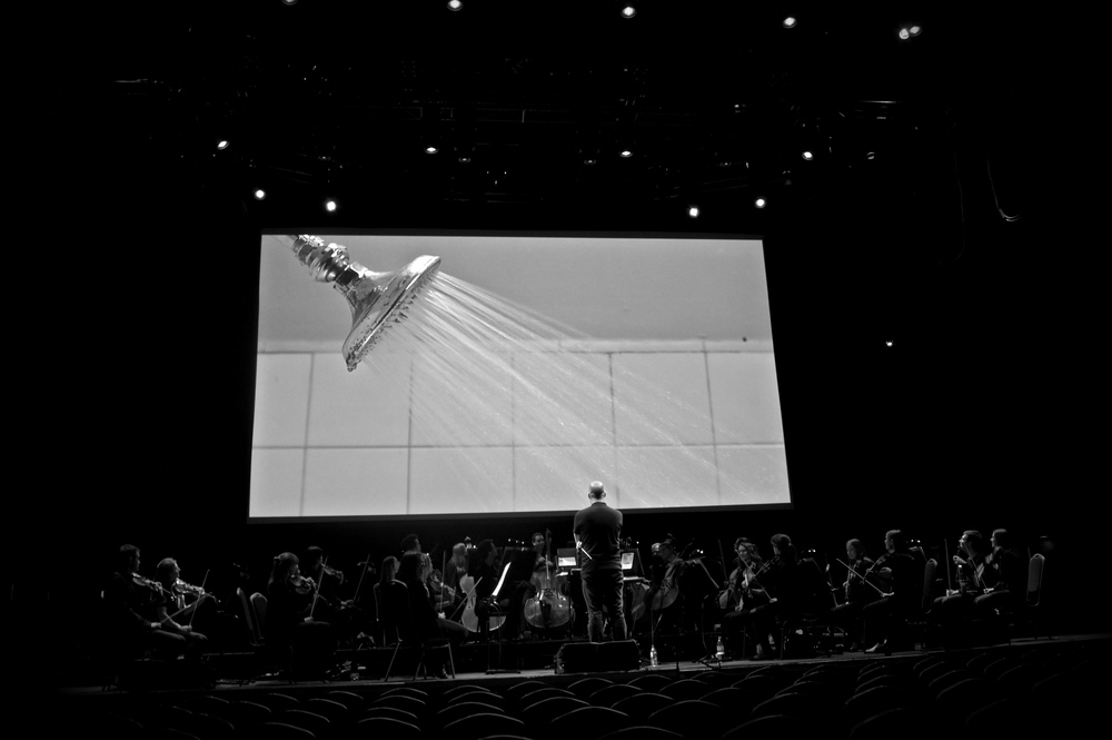 Psycho: Live Covent Garden Sinfonia  • Roundhouse Image © Charlotte Amherst Photography