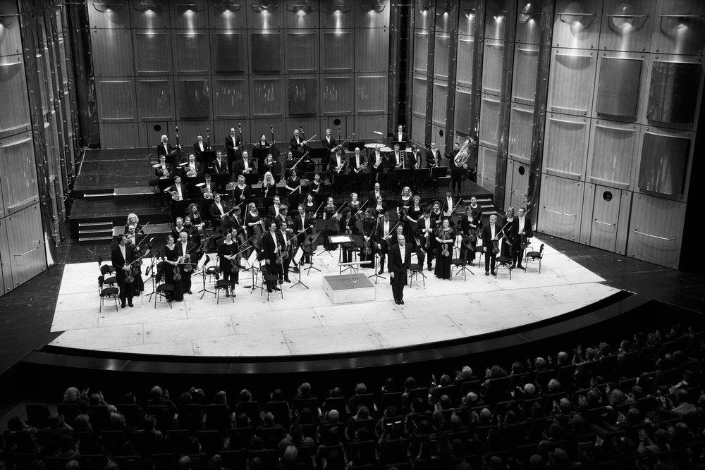 Ben Palmer conductor © Jochen Kratschmer