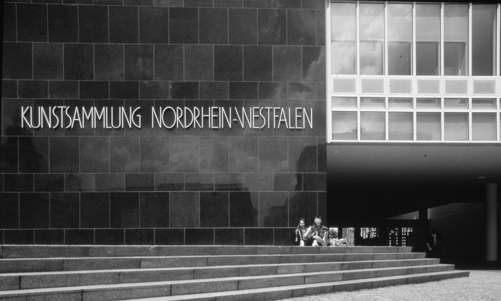 BDA-prisen Nordhrein- Westfalen 1990 Kunstsammlung Nordhrein-Westfalen tildeles BDA-prisen (Bund Deutcher Architekten) i Nordhrein-Westfalen i 1990.