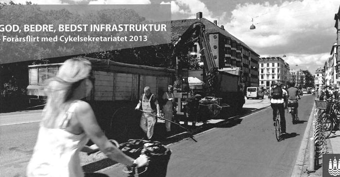 Cykelslangen modtager Skub-op prisen 2013 Prisen gives til DISSING+WEITLING for deres del i projektet Cykelslangen, som har hævet barren i forhold til Københavns Kommunes forventninger.