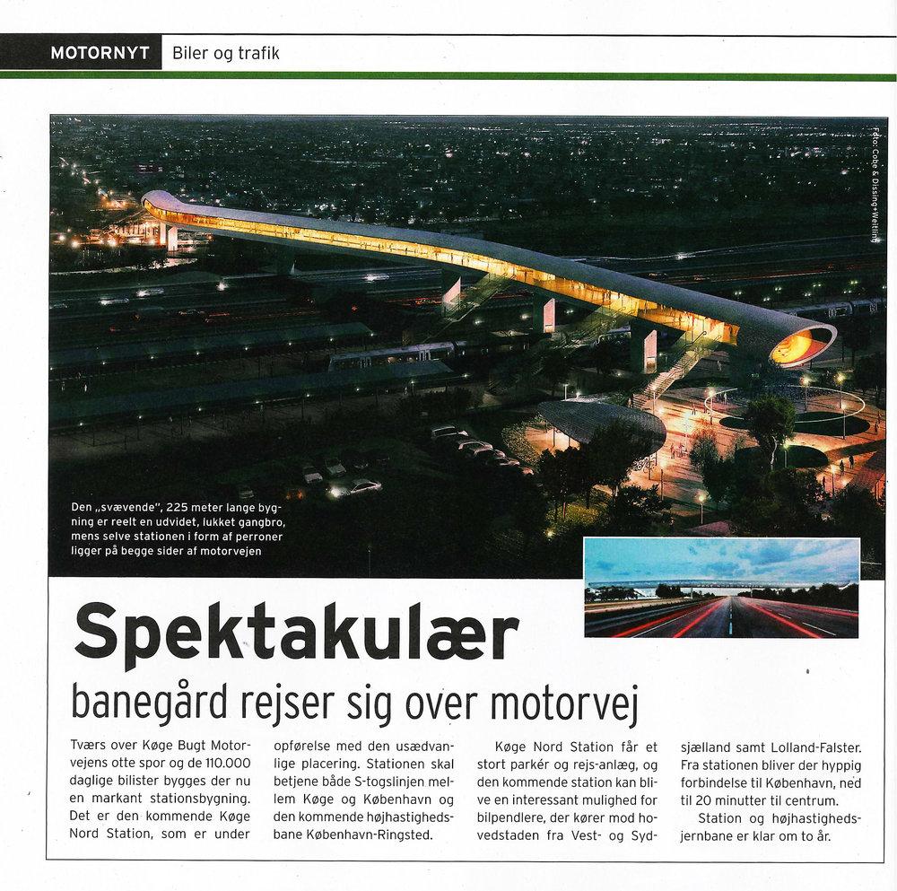 For more information: Køge North Station