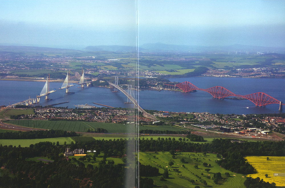 For more information:  Queensferry Crossing