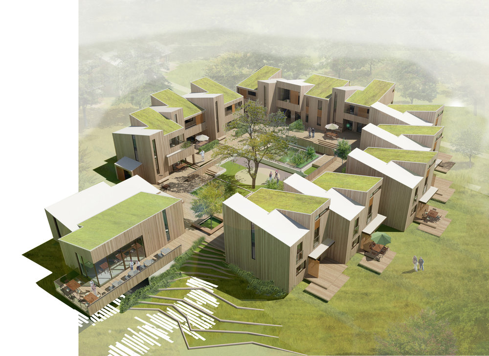 FBAB / The Future of Sustainable Social Housing    Download image