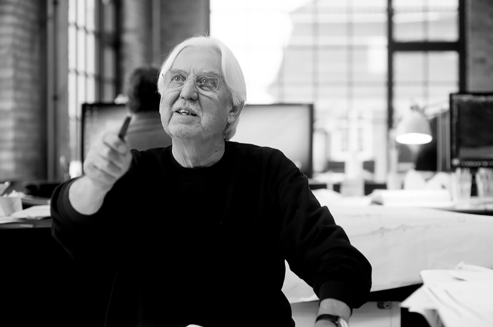 Arkitekt MAA Poul Ove Jensen modtager international hæder.