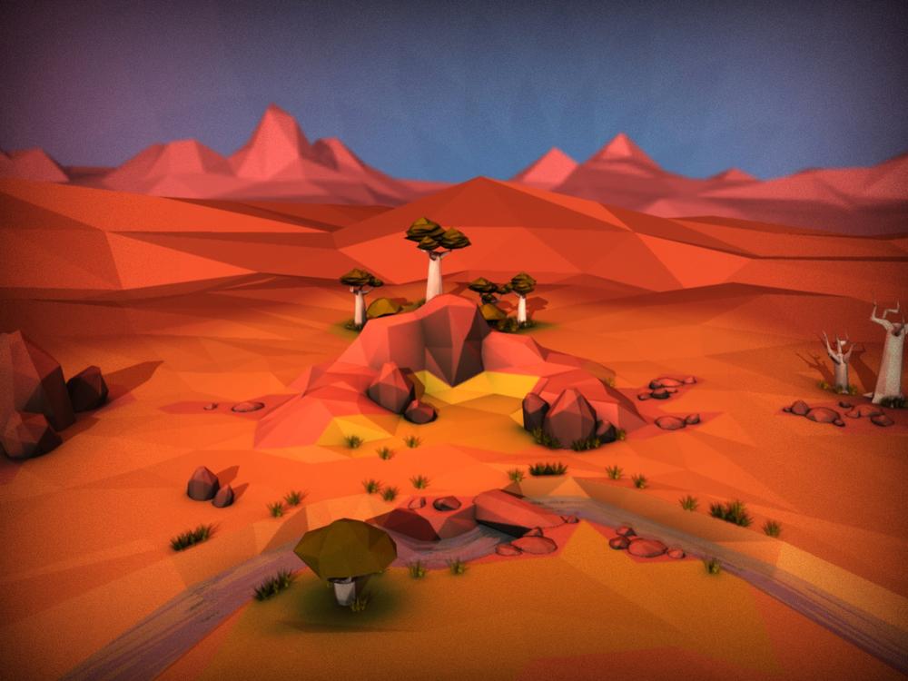 Quartic Llama - Dama Environment concept 1.jpg