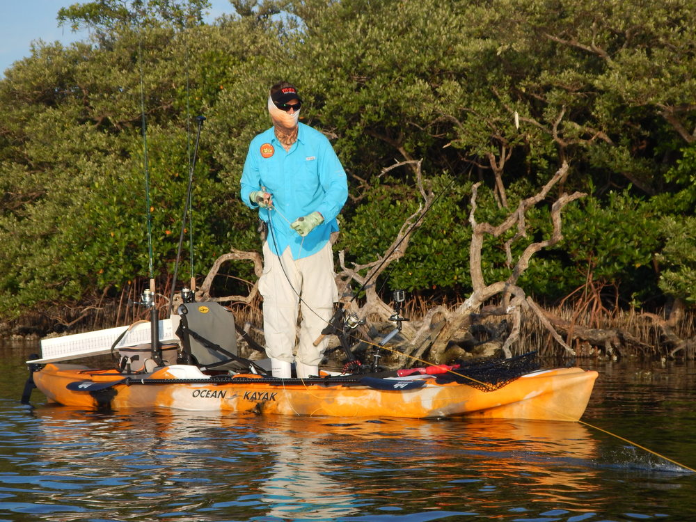 Blog casting kayaks for Lunar fishing forecast