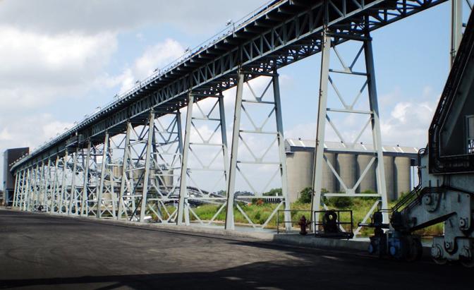 CEMEX Cement Offloading Dock Walkway, Waggaman, LA