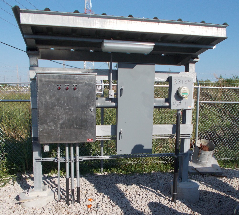 Sewer Lift Stations, Buras, LA