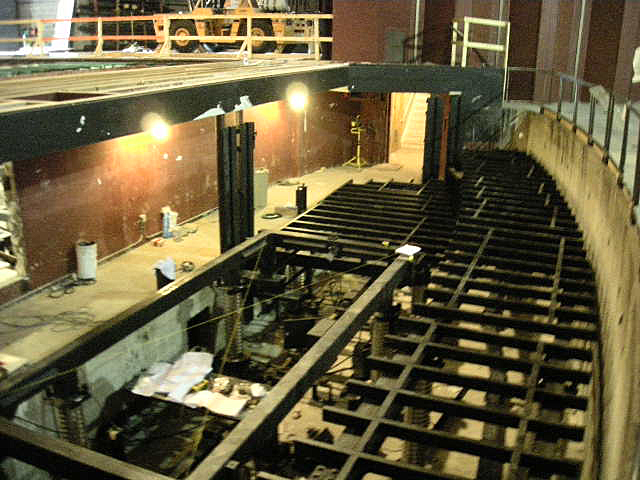 Stage Frame - Mahalia Jackson Theater of Performing Arts
