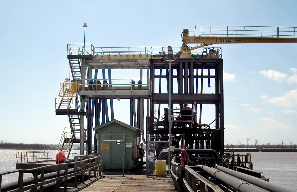 Ship & Barge Dock Loading Hose Tower Addition, St. Rose, LA